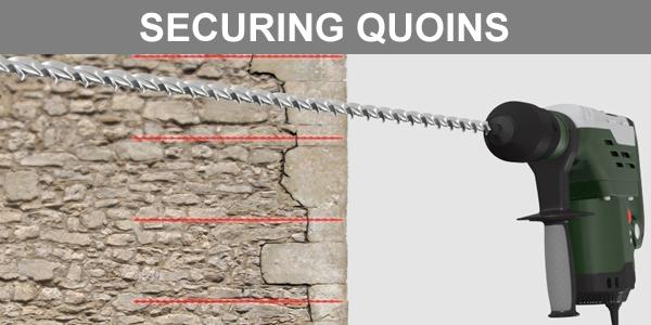 Securing Quoines