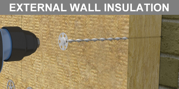 Fixing External Wall Insulation
