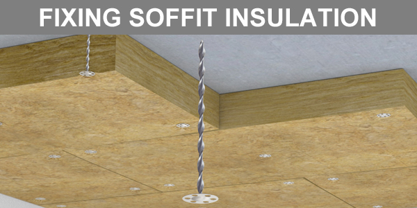 Fixing Soffit Insulation