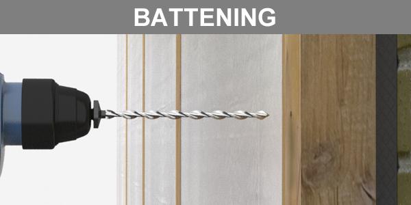 Battening