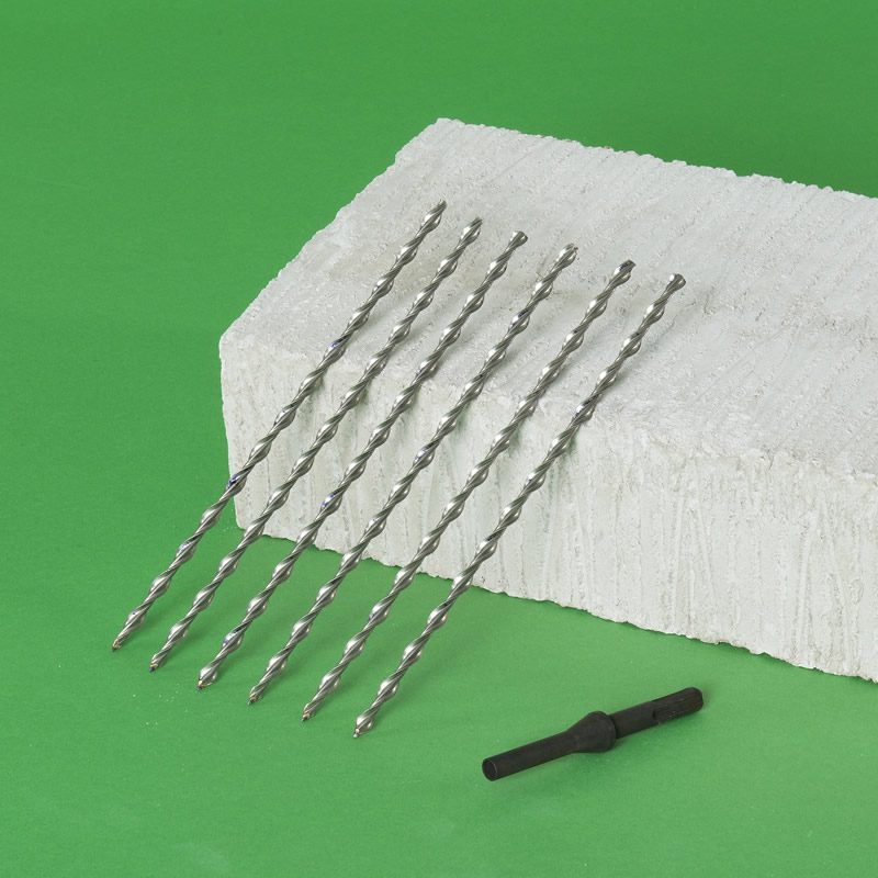 Wall Ties for Thin Joint Construction